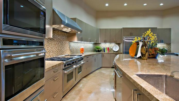 PHOTOS: Kosher kitchens that prove why doubles are trendy ...