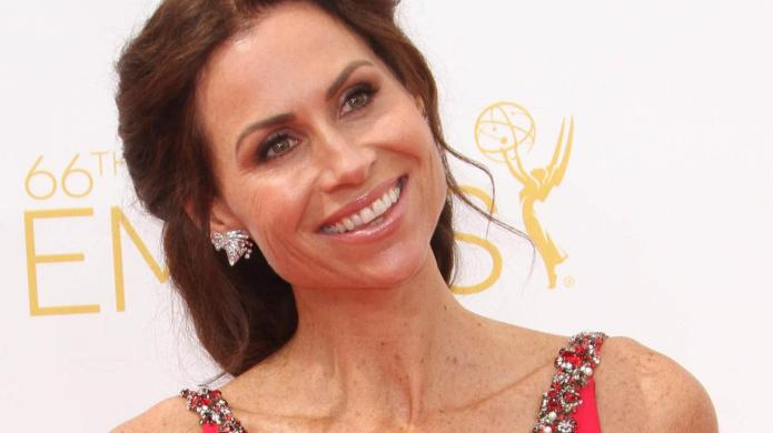 Minnie Driver shares her views on