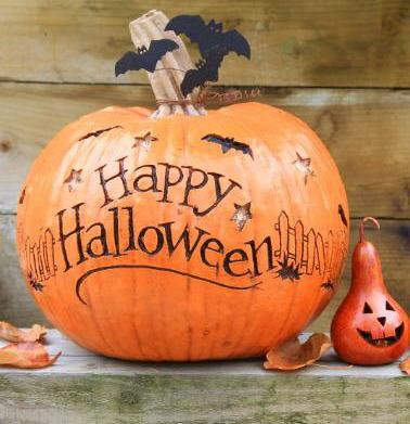 Throw your little goblin a Halloween
