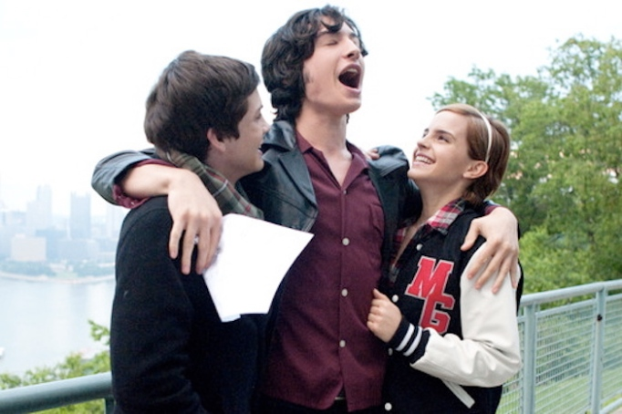 The Perks of Being a Wallflower starring Emma Watson