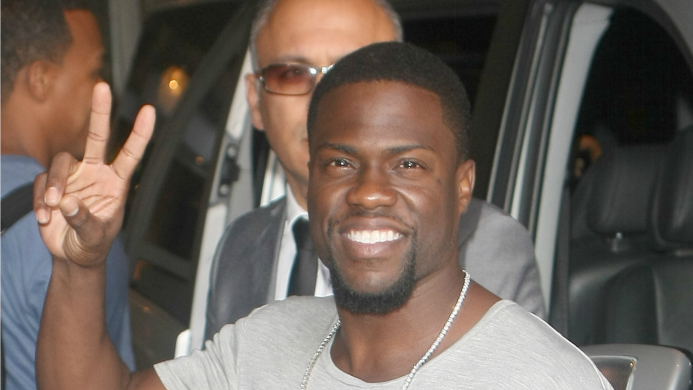 Kevin Hart rants and raves about
