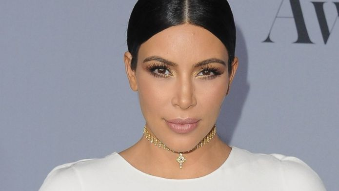 Kim Kardashian's the only person who