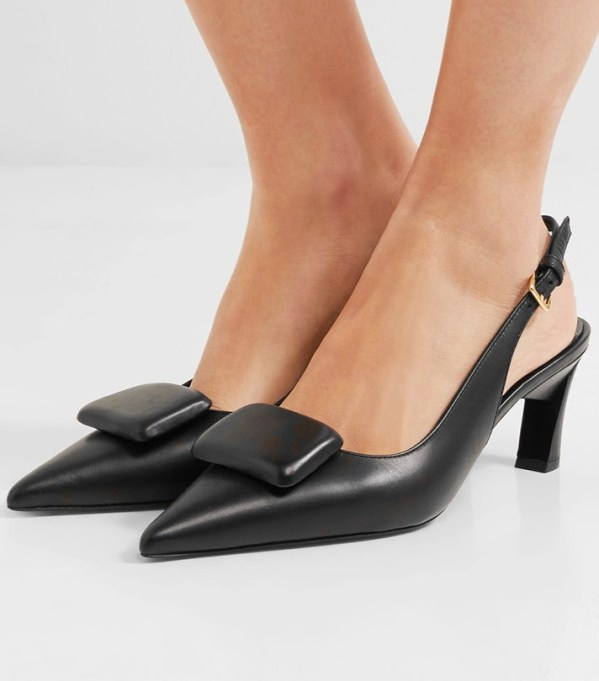 The Best Slingback Shoes to Wear This Summer: | Summer Footwear 2017