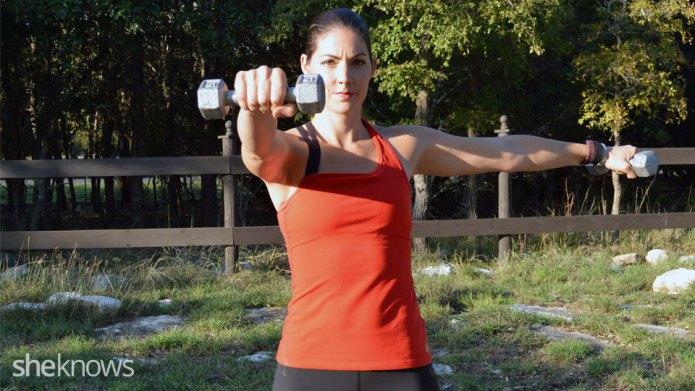 10 Best arm exercises for women