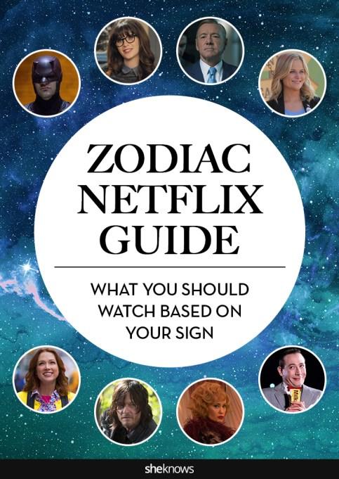 Zodiac Netflix Guide pin