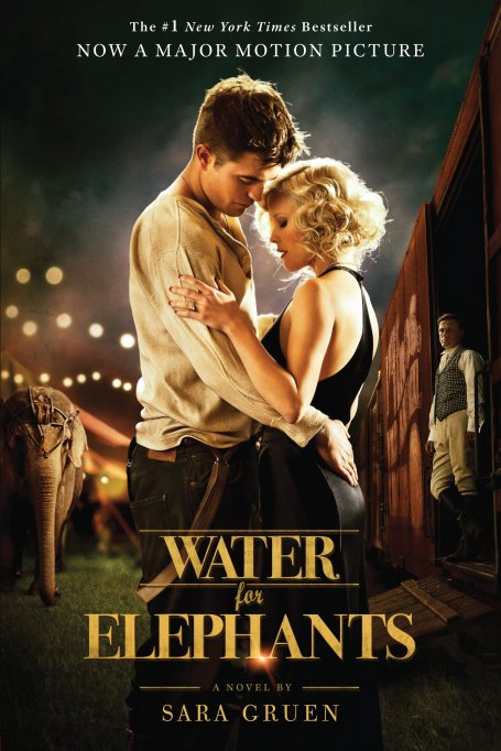 Our favorite romantic books: 'Water for Elephants'