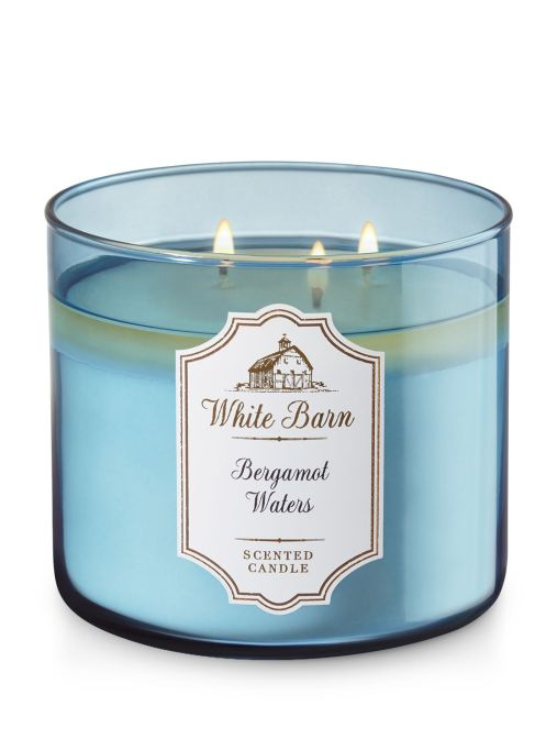 Bergamot candle scent for Virgo star sign