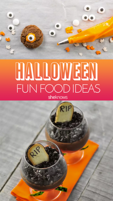 34 Halloween foods that'll take your party to the next level