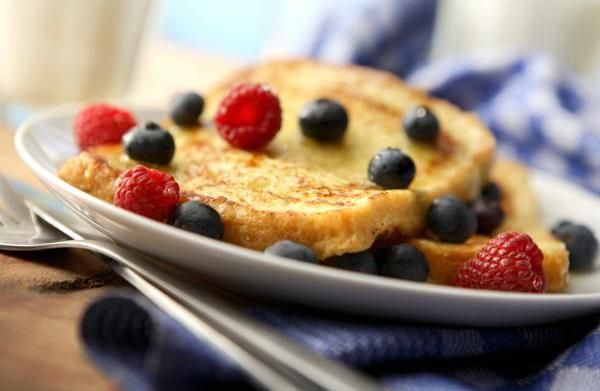 Quick and healthy breakfast fruit recipes
