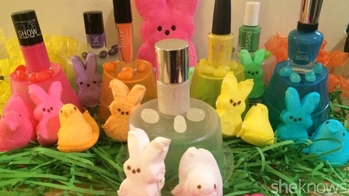7 Fun Easter manicures inspired by