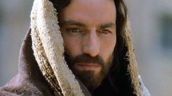 Jim Caviezel was struck by lighting while playing Jesus