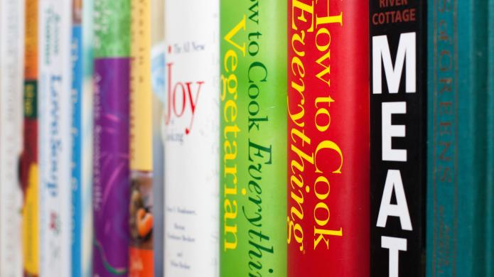10 Crazy cookbooks that only the