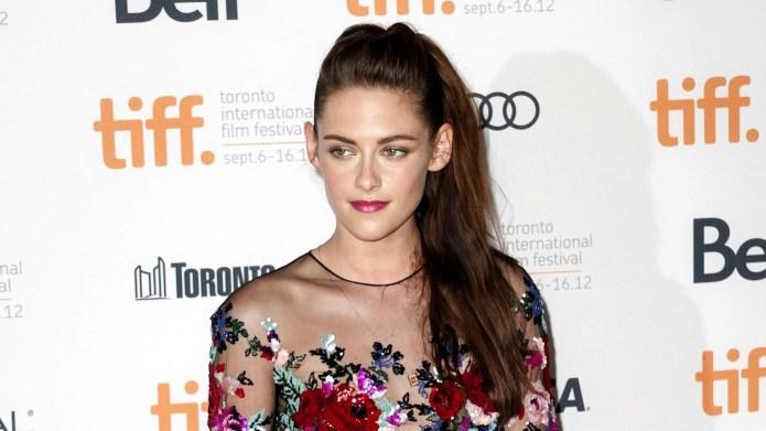 Kirsten Stewart 2012 Toronto Film Festival