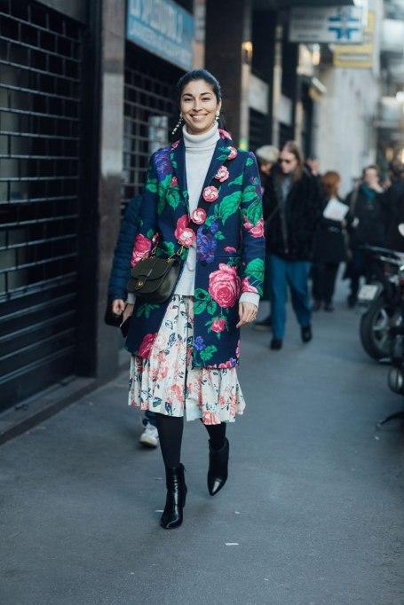 Ways To Wear A Turtleneck | Flower Power