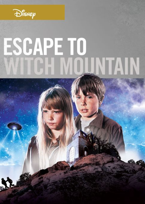 'Escape to Witch Mountain' movie poster