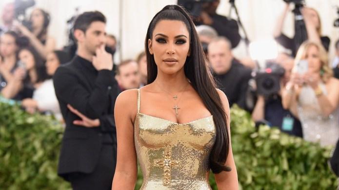 Kim Kardashian West Gets Flak for