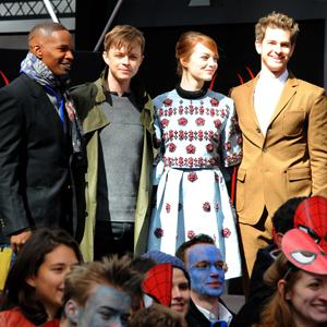 Spider-Man cast on Andrew Garfield: He's