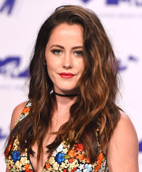 Jenelle Evans at the 2017 MTV Video Music Awards