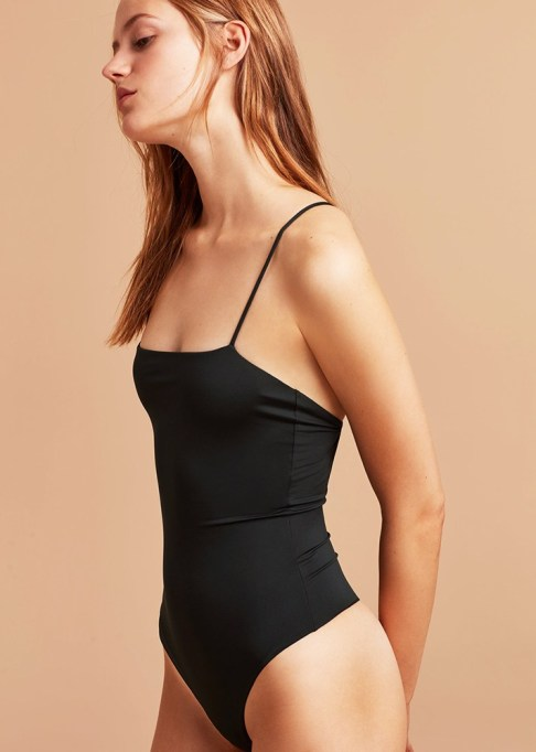 The Best Summer Lingerie and Loungewear | Wilfred Free Naidoo Bodysuit