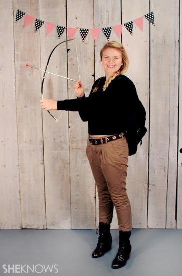 Katniss Everdeen Halloween costume