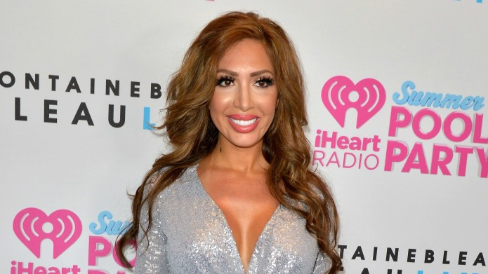 It looked like Farrah Abraham gave