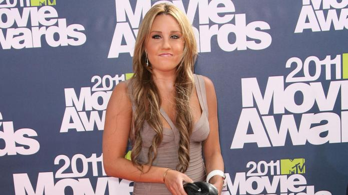 Not again! Amanda Bynes busted for
