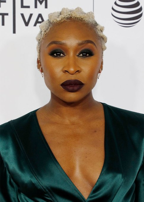 Best Natural Hair Red Carpet Moments of 2017 | Cynthia Erivo
