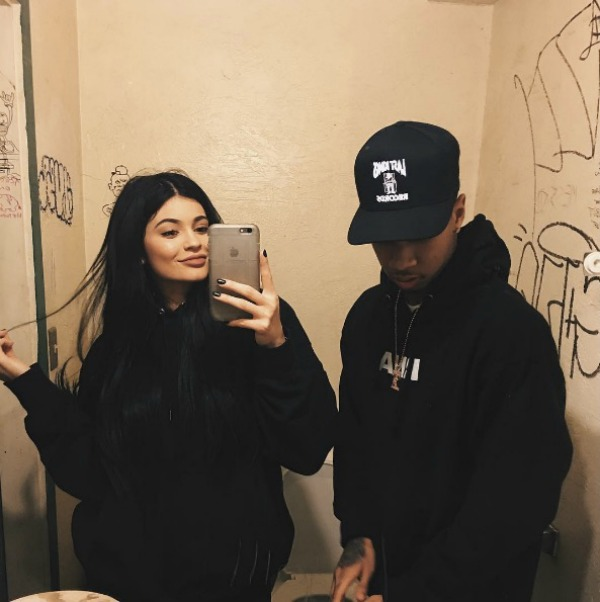 Kylie Jenner and Tyga moving in together