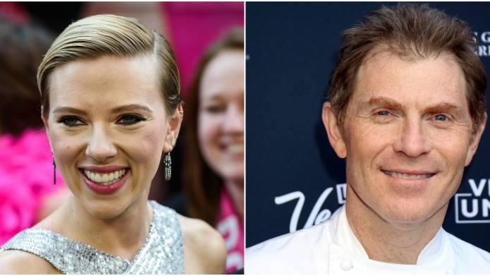 Are Scarlett Johansson & Bobby Flay