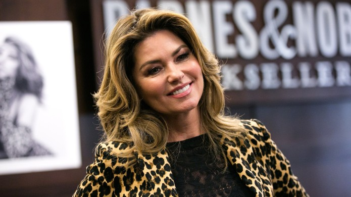 Shania Twain Has a New Job