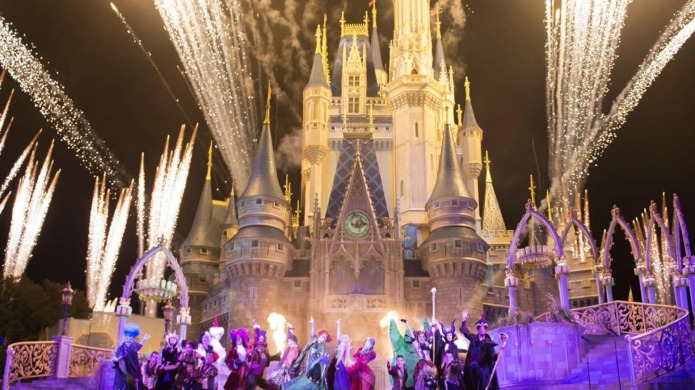 You can actually live at Disney