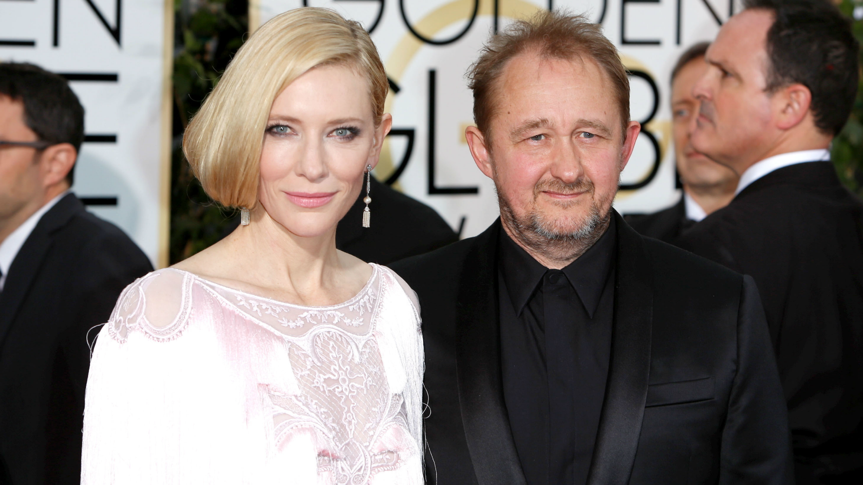Is Cate Blanchett's husband cheating on her or is he just a