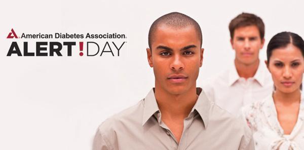 Diabetes awareness: Diabetes Alert Day