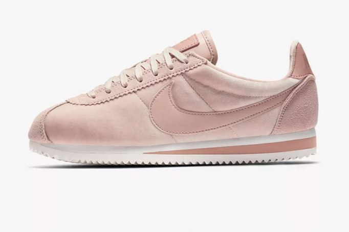 Modern Pieces For Every Woman's Work Wardrobe | Nike Cortez sneaker