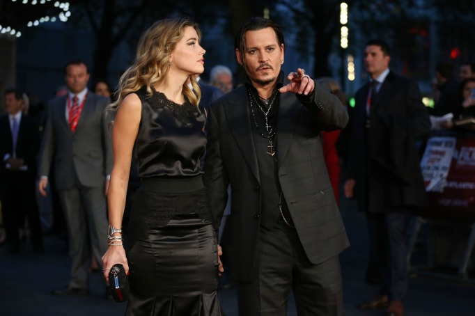 Amber Heard and Johnny Depp marriage