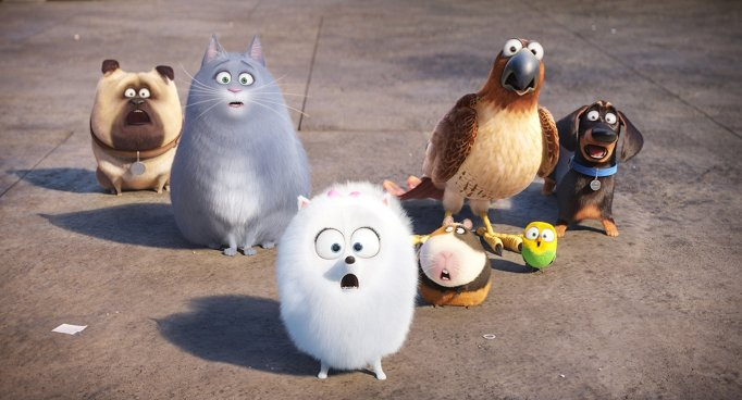15 Movies About Animals That Always Make Us Cry: Secret Life of Pets