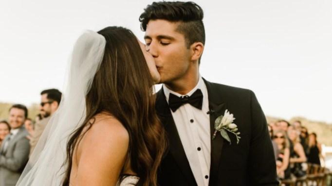 Celebrities who got married in 2017: Dan Smyers & Abby Law