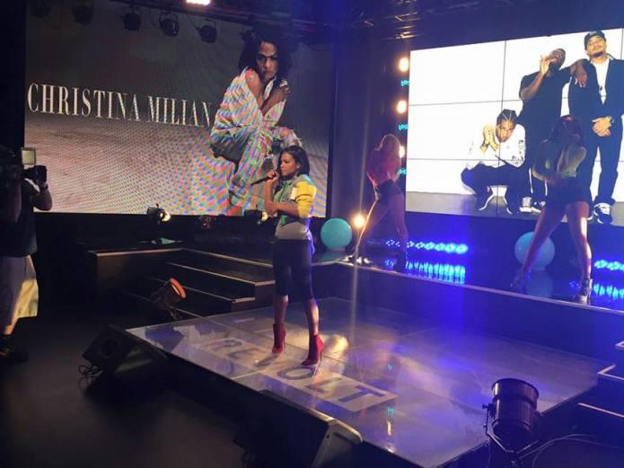 Christina Milian Turned Up: 6 Reasons