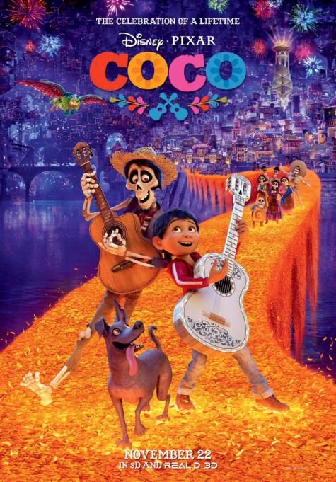 'Coco' movie poster