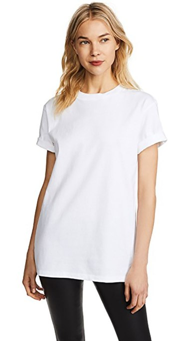 Things Every Woman Should Own by Age 30 | The Classic White Tee
