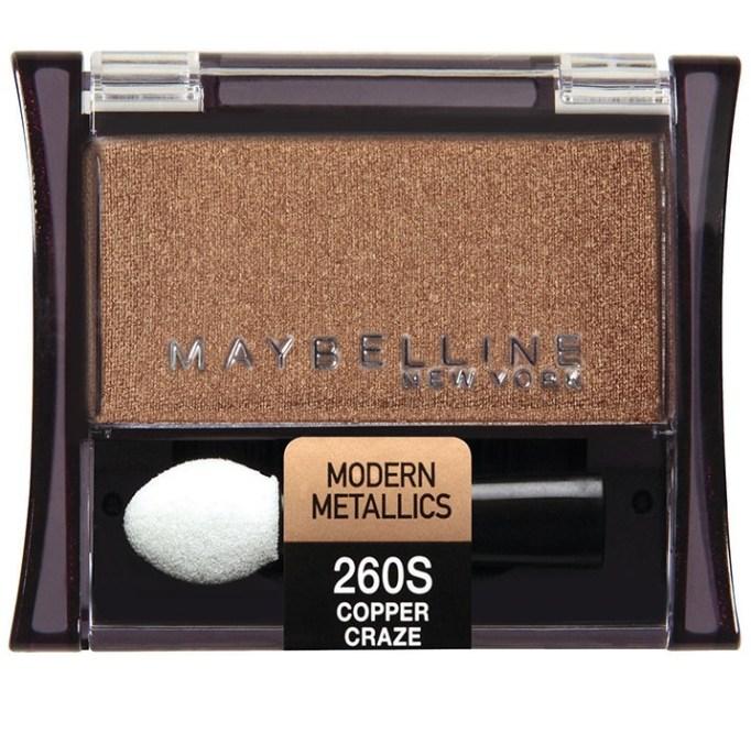 Prettiest Copper Eyeshadow: Maybelline Expert Wear 1-pan Eyeshadow in Copper Craze | Summer Makeup 2017