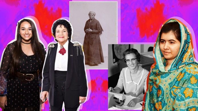 11 Amazing Women We're Celebrating With