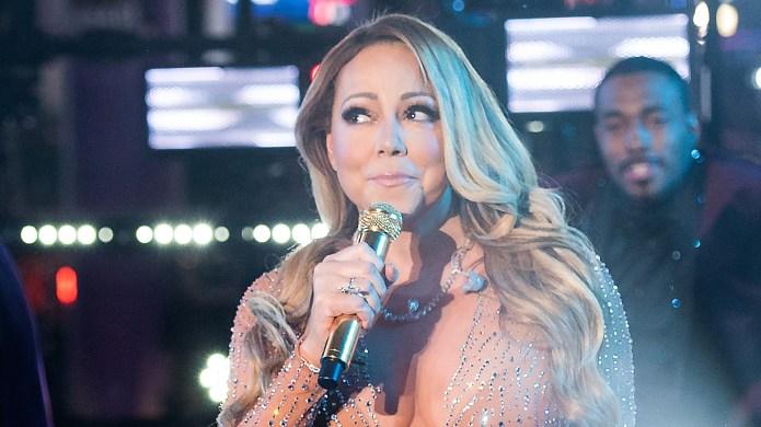 Mariah Carey Hopes This New Year's