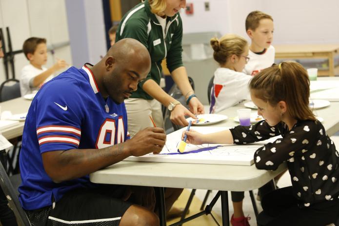 USA's NFL Characters Unite sneak peek