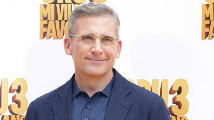 Steve Carell Is Giving George Clooney