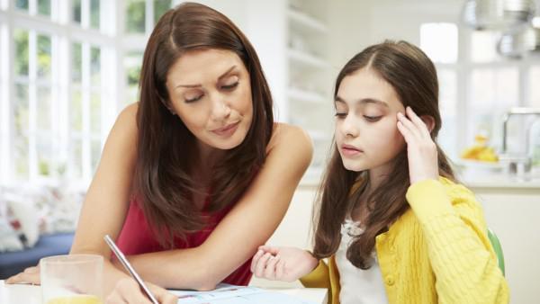 Parental involvement in academics is more