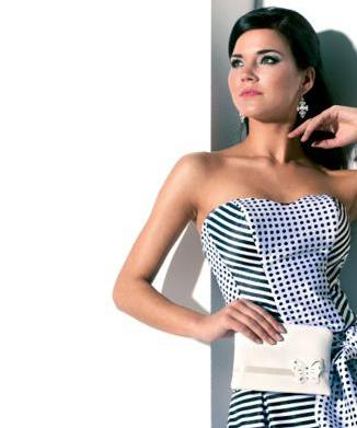 Geometric patterned fashion trends