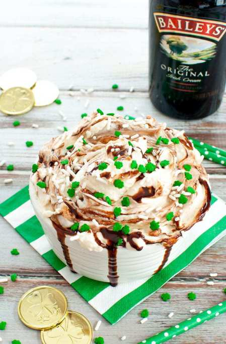 Bailey's Irish Cream Dip