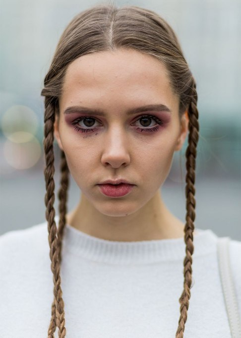 Standout Ways To Style Long Hair | Pretty Braids