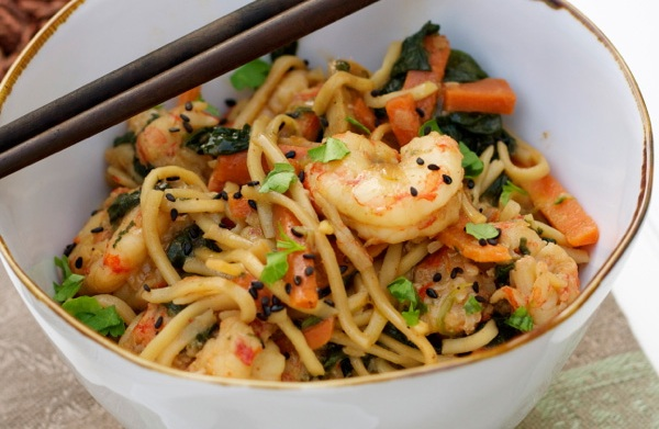 Asian-inspired meals for kids to help